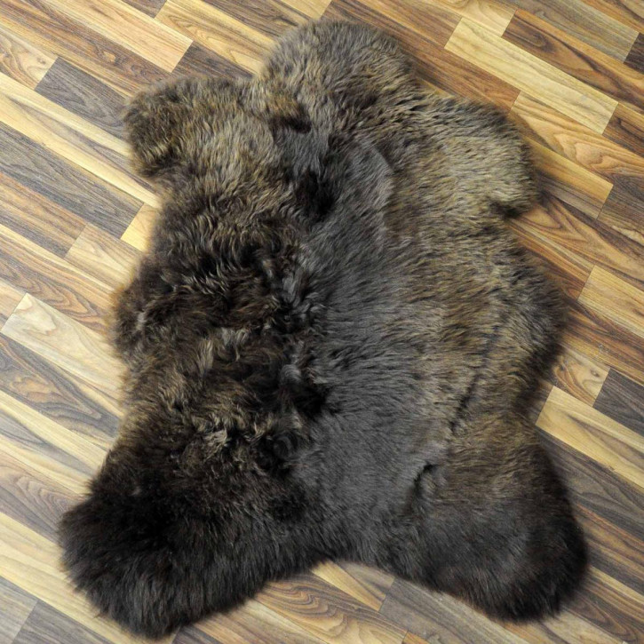 XXXL ÖKO Schaffell Fell creme weiß 140x85 sheepskin #2116