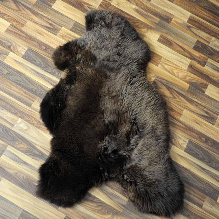 Island Schaffellteppich Decke 170x75 Teppich Patchwork #2129