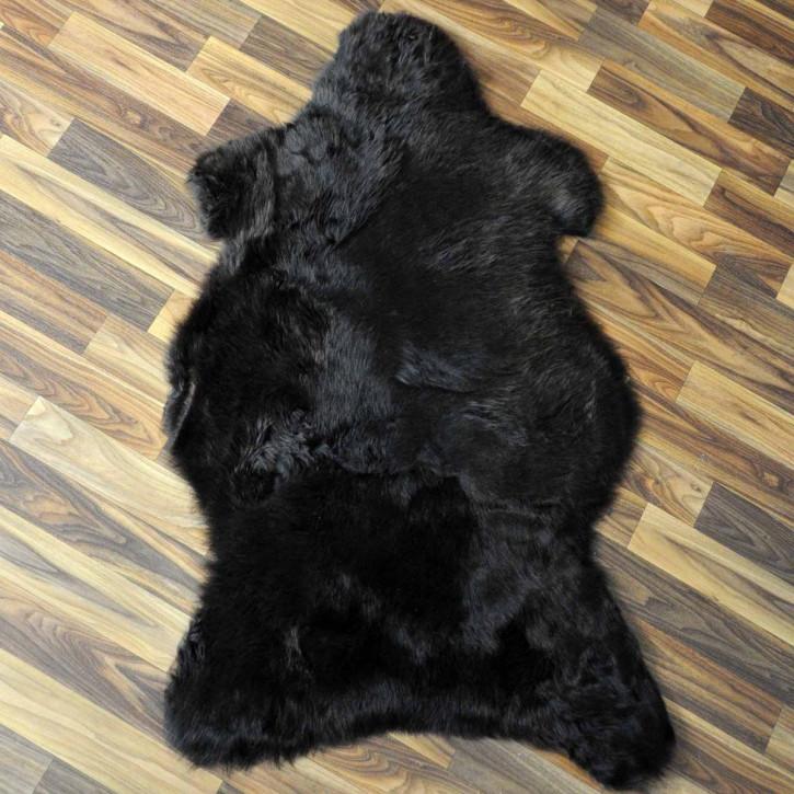 XL ÖKO Schaffell Fell creme weiß 115x80 Auflage #2132