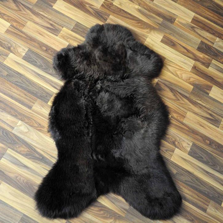 Island Schaffellteppich Decke 170x75 Teppich Patchwork #2134
