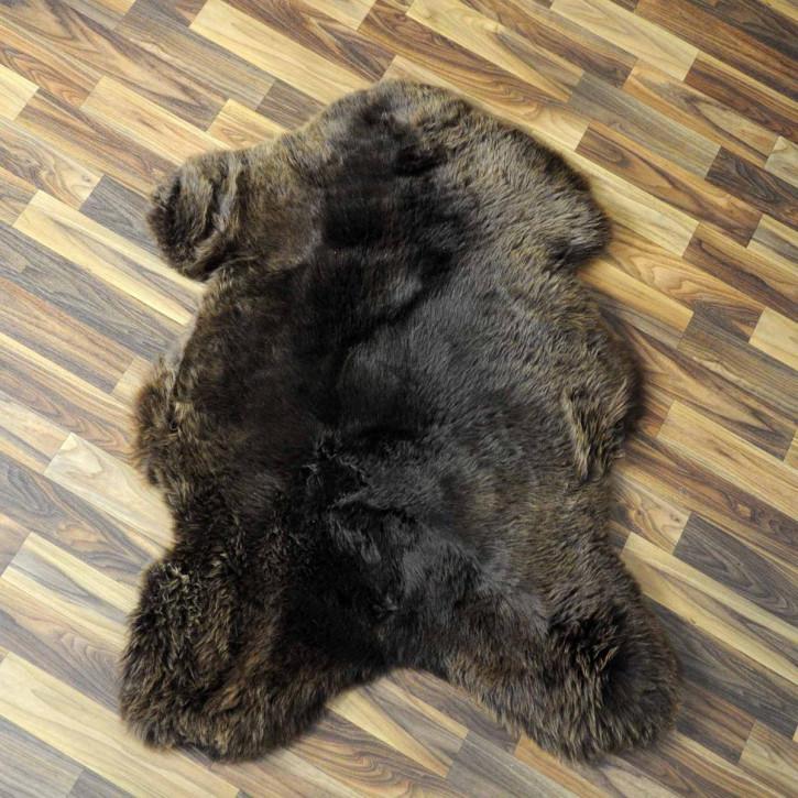 Island Schaffellteppich Decke 170x75 Teppich Patchwork #2136