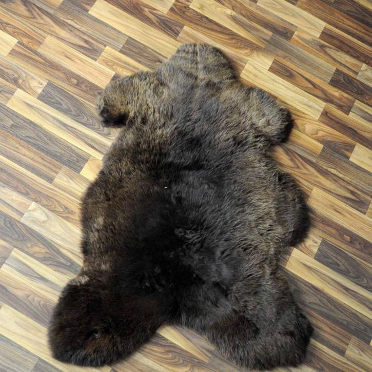 Island Schaffellteppich Decke 170x75 Teppich Patchwork #2137