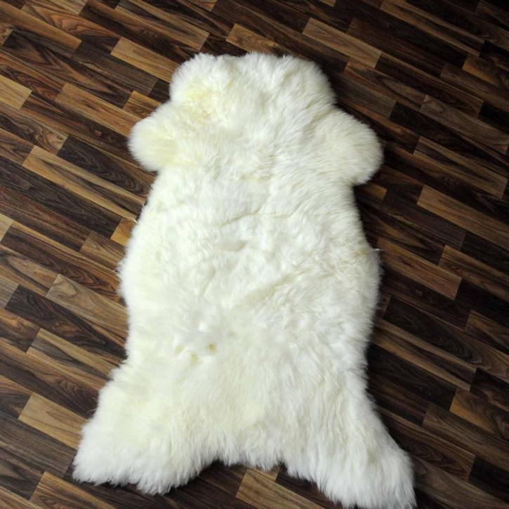 ÖKO Island Schaffell creme weiß 100x70 Fell Auflage #2272