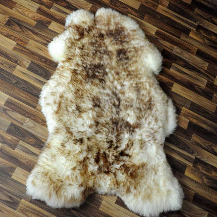 ÖKO Island Schaffell creme weiß 105x75 Fell Auflage #2361