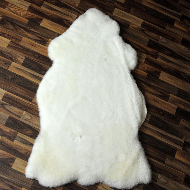 ÖKO Island Schaffell creme weiß 105x75 Fell Auflage #2414
