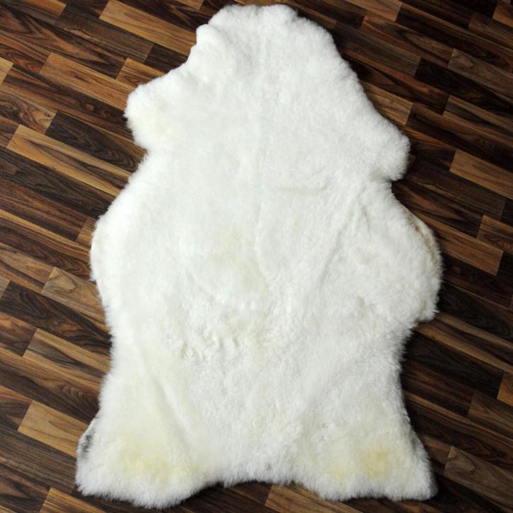 ÖKO Island Schaffell creme weiß 100x70 Fell Auflage #2427