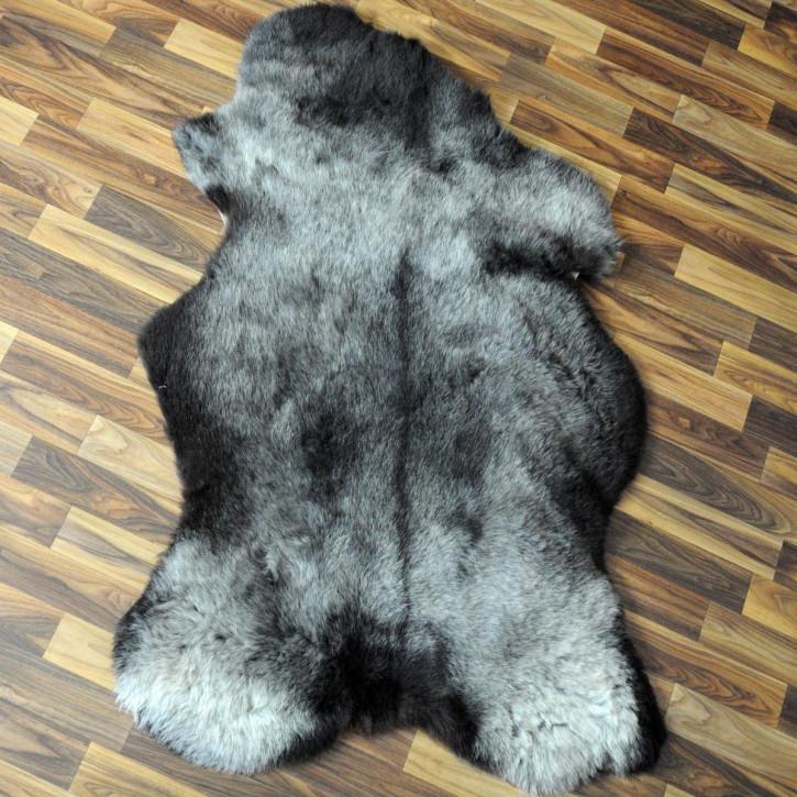 XL Schaffell Fell beige 110x65 Stuhl Couch Auflage #2558