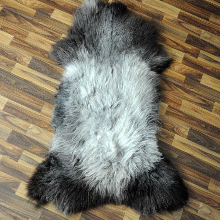 Schaffell Fell creme weiß 105x70 Stuhl Couch Auflage #2571