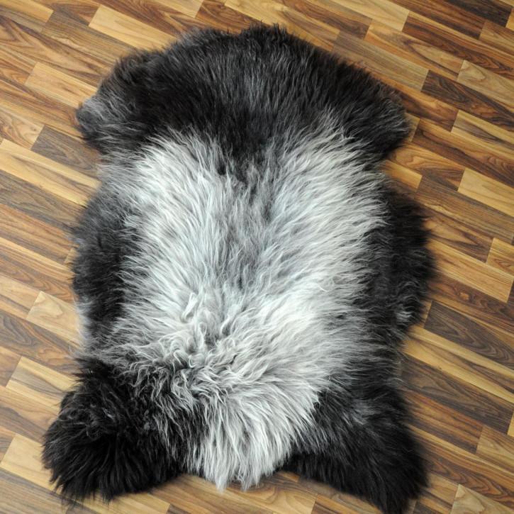 XL Schaffell Fell creme weiß 110x70 Stuhl Couch Auflage #2577