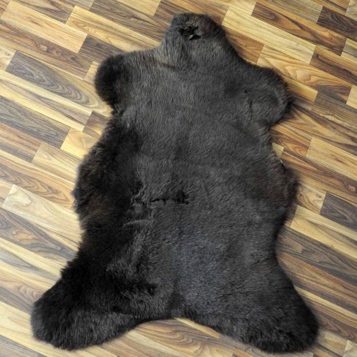 ÖKO Island Schaffell creme weiß 100x70 Fell Auflage #2683