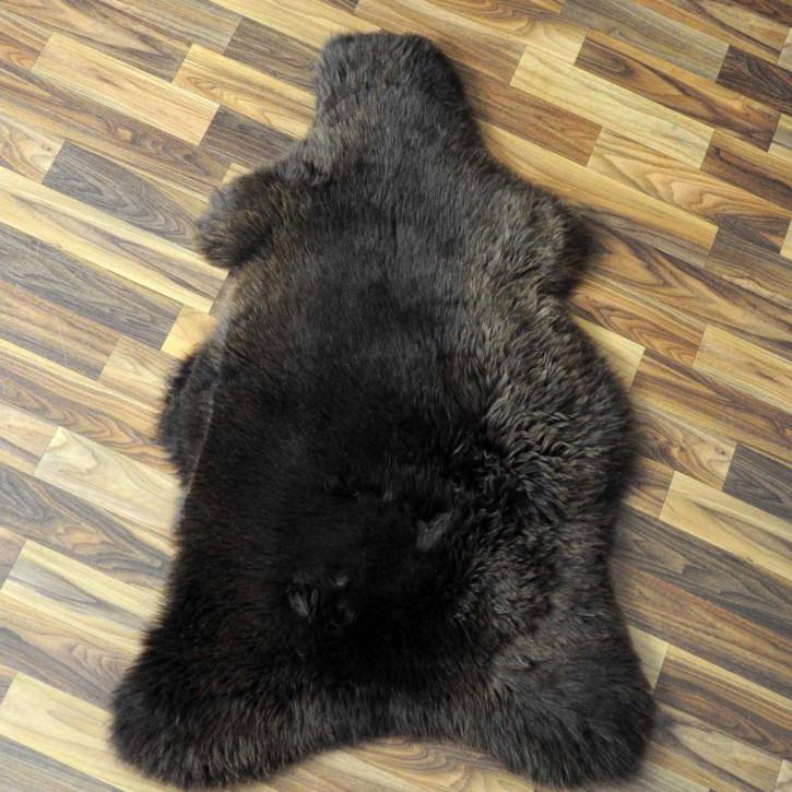 ÖKO Island Schaffell creme weiß 105x70 Fell Auflage #2684