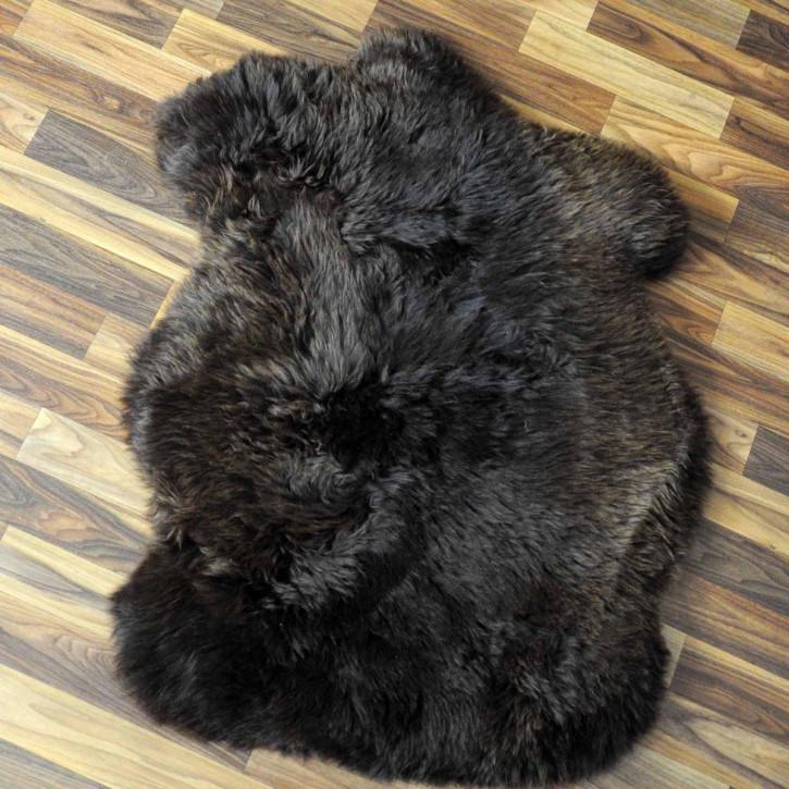 ÖKO Island Schaffell creme weiß 105x75 Fell Auflage #2685