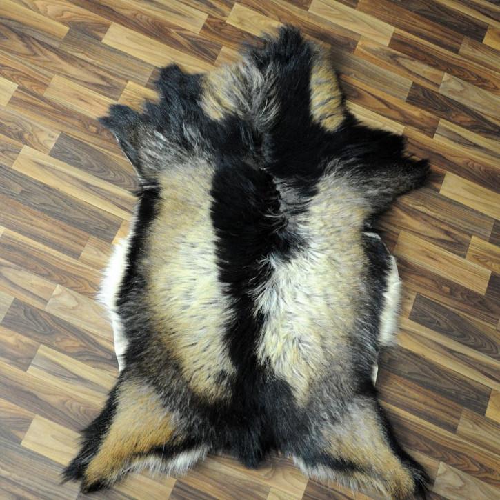 XL ÖKO Schaffell Fell creme weiß  115x75 geschoren Eisbär #2720