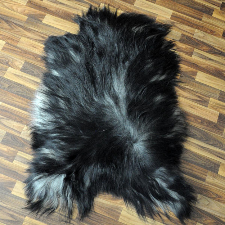 XXXL ÖKO Schaffell Fell creme weiß 130x80 sheepskin #2844