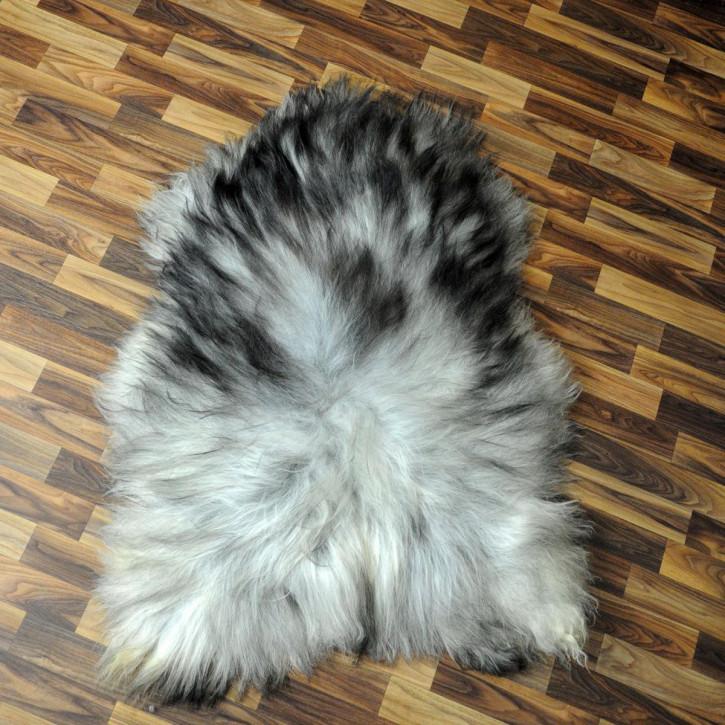 XXXL ÖKO Schaffell Fell creme weiß 130x70 sheepskin #2845