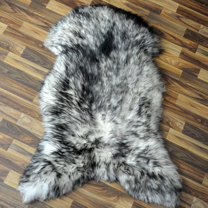 ÖKO Ziegenfell Ziege Fell 95x70 Kamindeko goatskin #2920