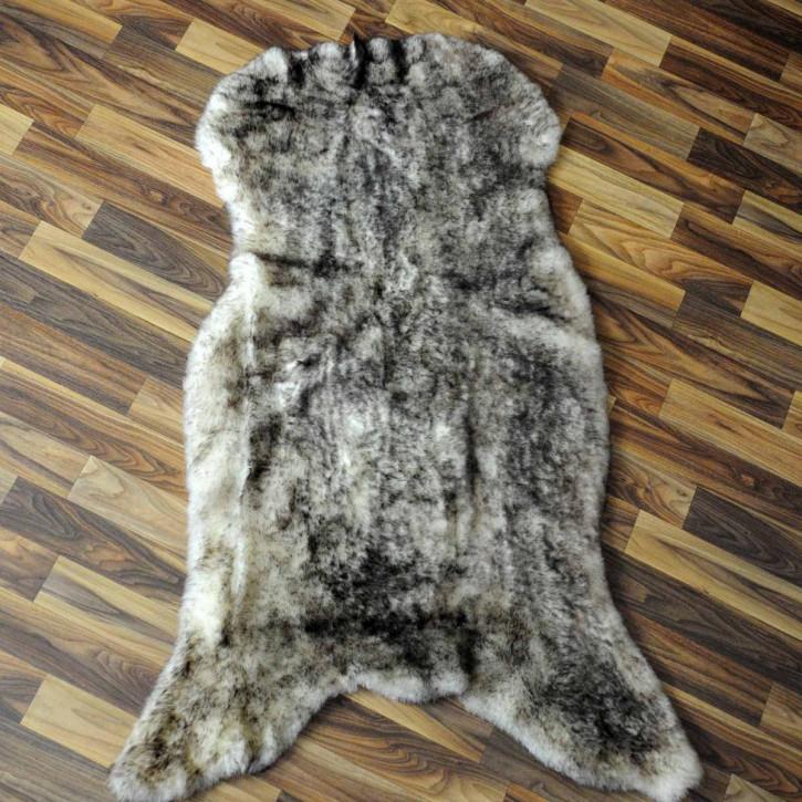 ÖKO Ziegenfell Ziege Fell 130x80 goatskin gefärbt #2956