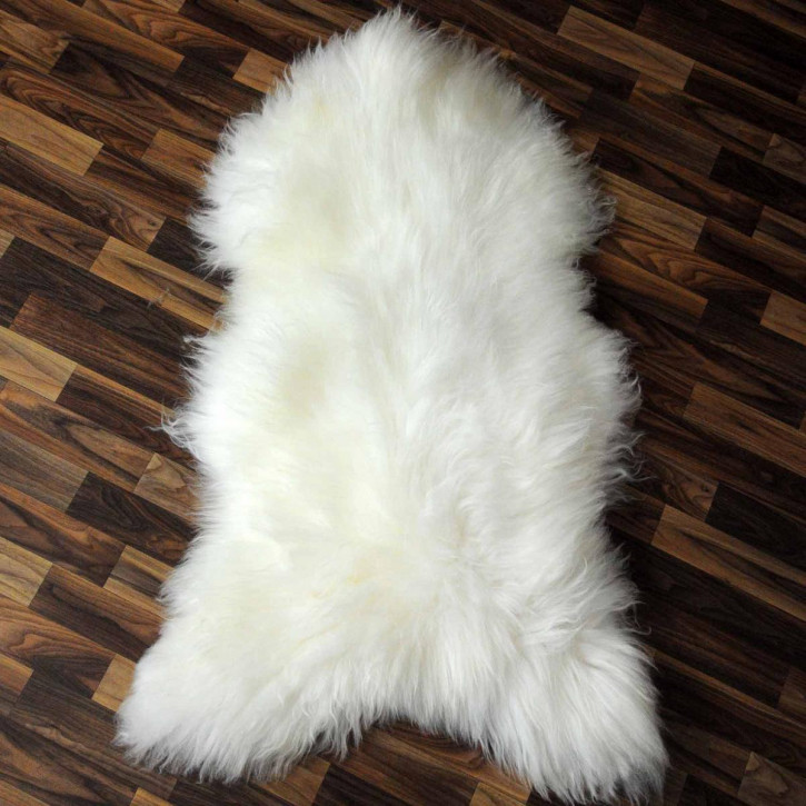 ÖKO Ziegenfell Ziege Fell 85x55 goatskin gefärbt #2979