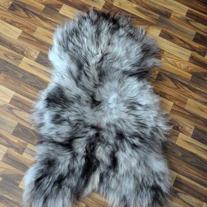 ÖKO Ziegenfell Ziege Fell 115x70 goatskin gefärbt #2980