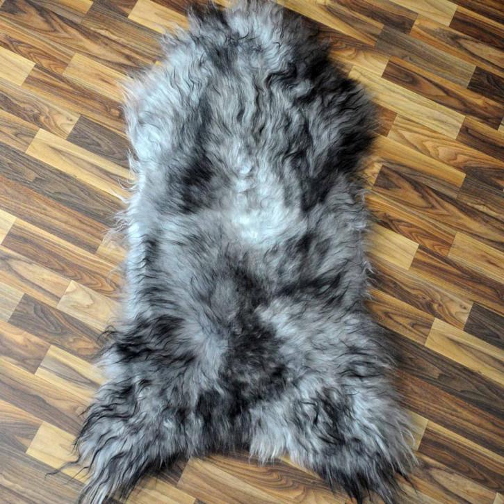 ÖKO Ziegenfell Ziege Fell 110x70 goatskin gefärbt #2981
