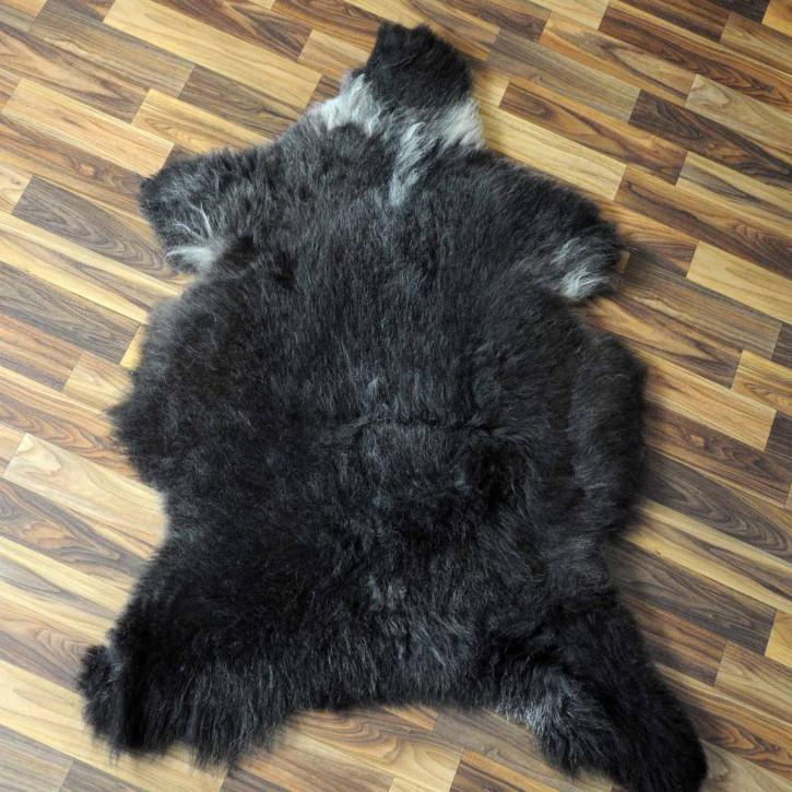 XXXL Schaffell Fell creme weiß 130x75 Couch Stuhl Auflage #3645