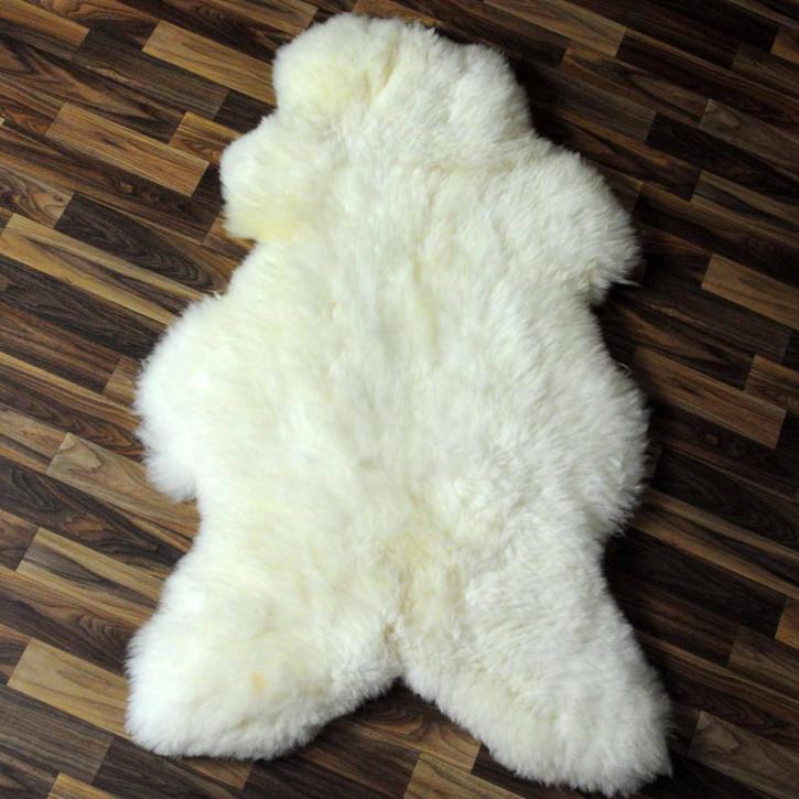 Island Schaffellteppich Decke 170x70 Teppich Patchwork #3814