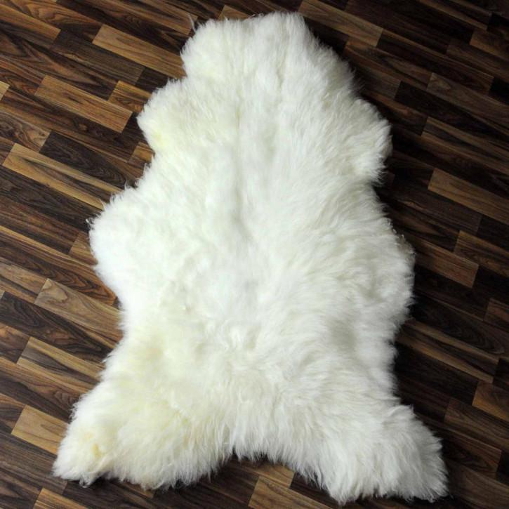 Island Schaffellteppich Decke 170x70 Teppich Patchwork #3818