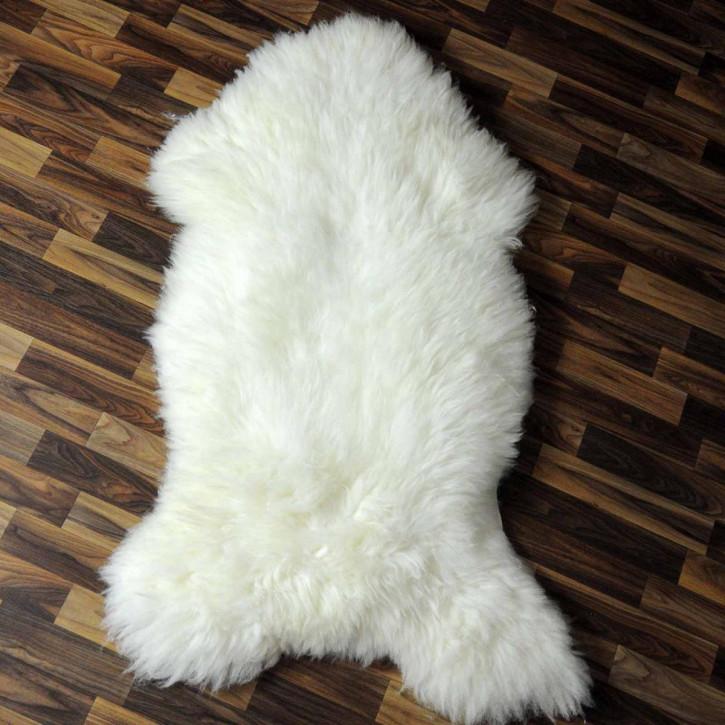 Island Schaffellteppich Decke 170x70 Teppich Patchwork #3819