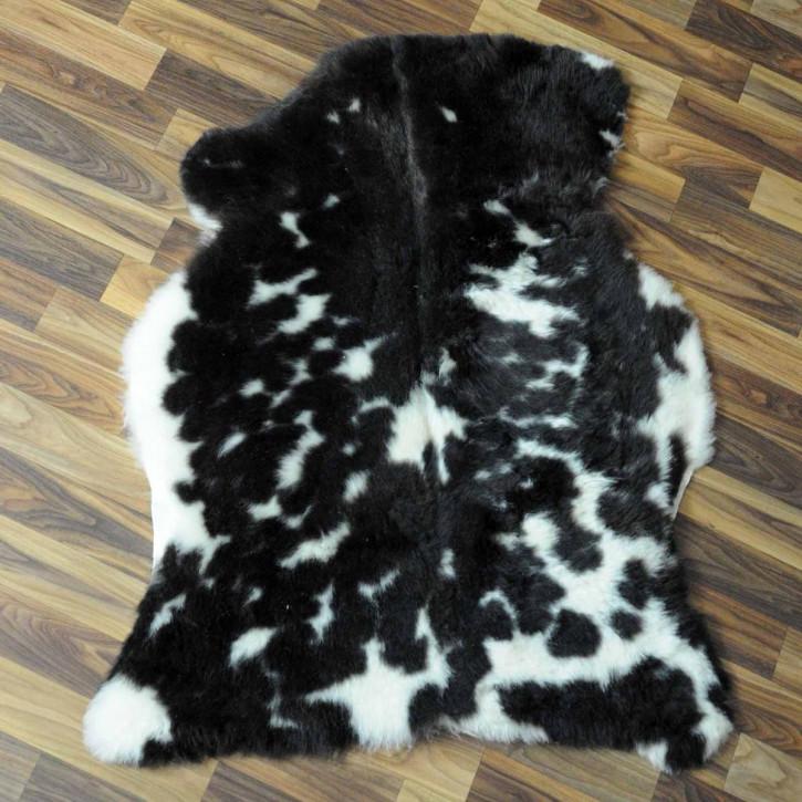 XL ÖKO Island Schaffell creme weiß 115x75 Fell Auflage #3879