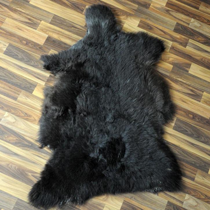 Island Schaffellteppich Felldecke 200x160 Teppich Patchwork #4040