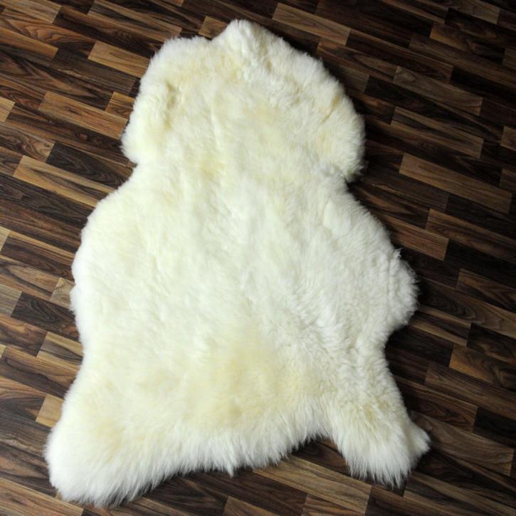 XL Island Schaffell dunkel grau 110x70 Geschenk #4350