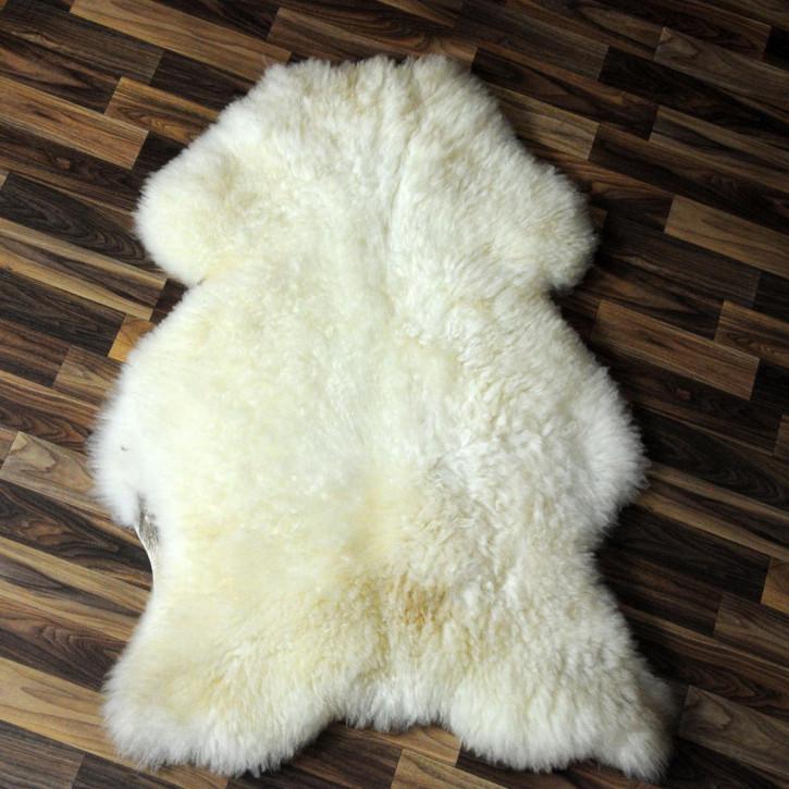 Island Schaffell Lammfell grau 95x60 Geschenk #4357