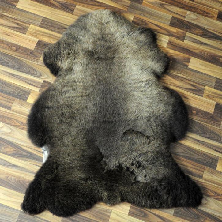 xxl ko schaffell fell creme wei 125x80 fellteppich 4538. Black Bedroom Furniture Sets. Home Design Ideas