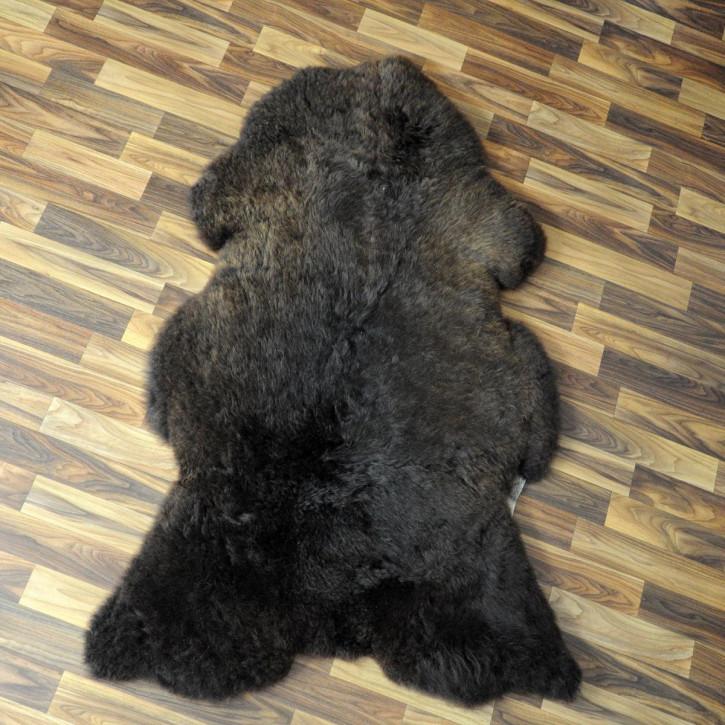 Wildschweinfell Wildschwein Fell 130x90 Mittelalter #4671