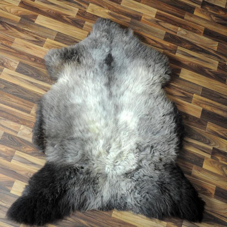 XXL ÖKO Island Schaffell creme weiß 120x70 Fell Auflage #4751