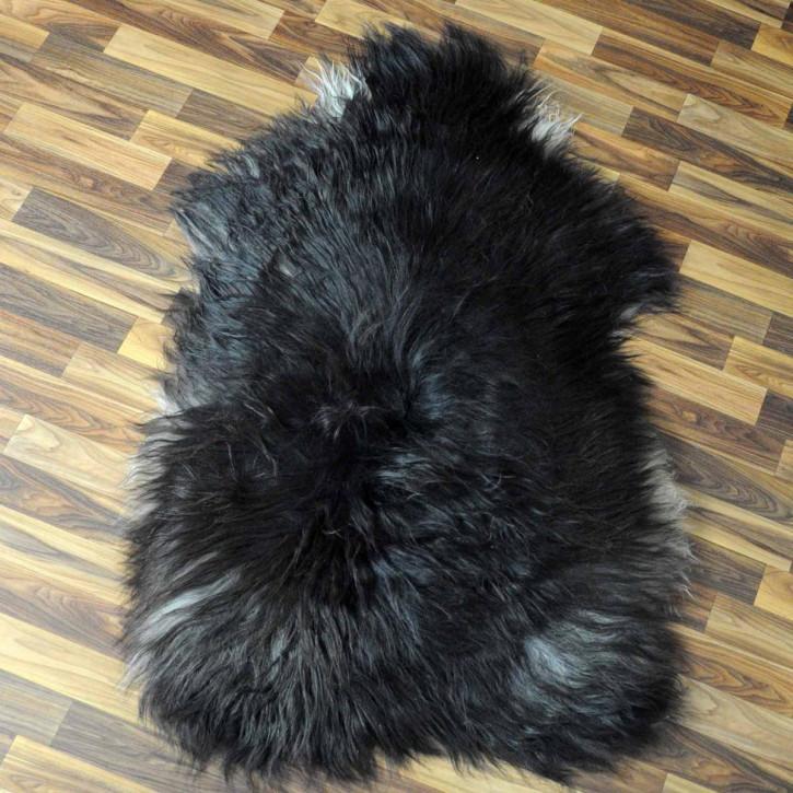 ÖKO Ziegenfell Ziege Fell 115x80 Kamindeko goatskin #5075