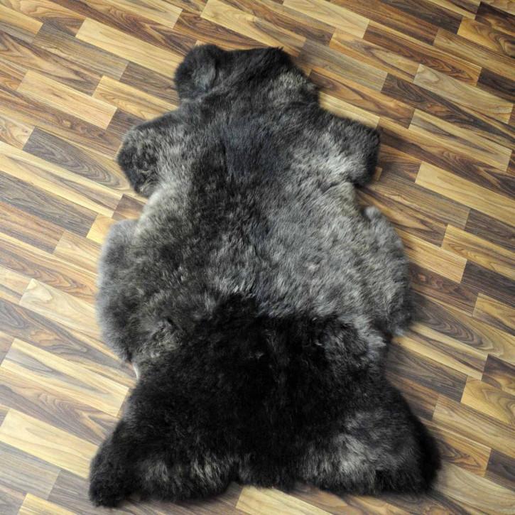 XXXL ÖKO Schaffell Fell creme weiß 135x80 sheepskin #5207