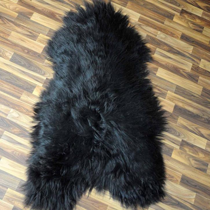XXXL ÖKO Schaffell Fell creme weiß 130x80 sheepskin #5354