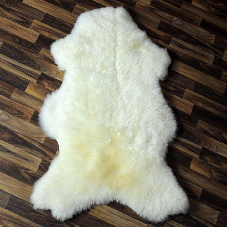 ÖKO Ziegenfell Ziege Fell 115x75 Kamindeko goatskin #5489