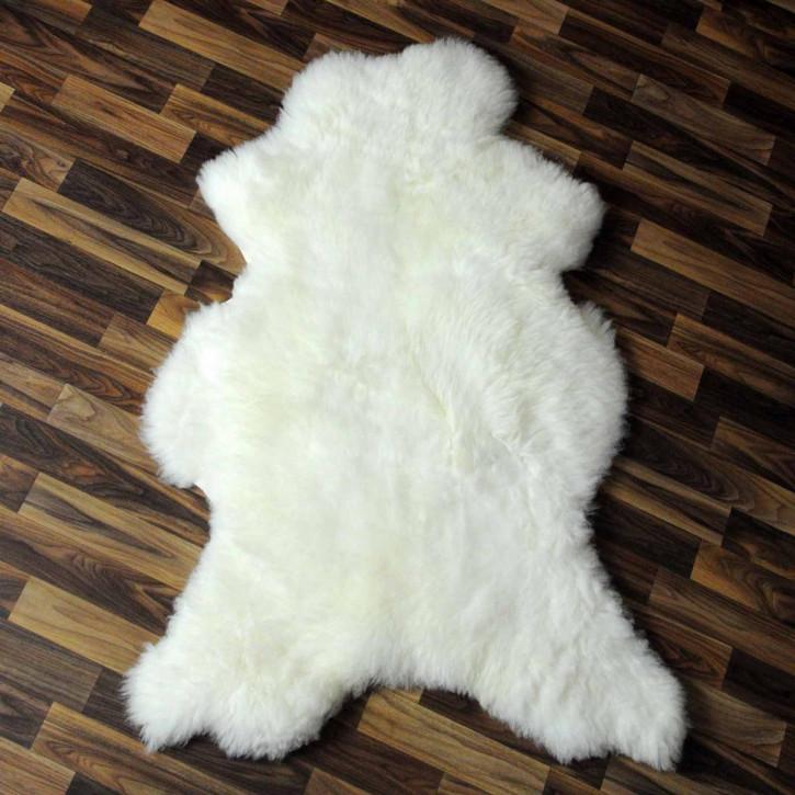 ÖKO Ziegenfell Ziege Fell 95x70 Kamindeko goatskin #5518