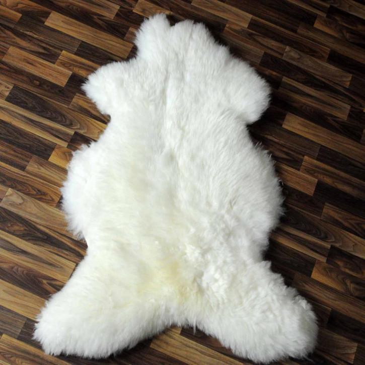 ÖKO Ziegenfell Ziege Fell 110x75 Kamindeko goatskin #5524
