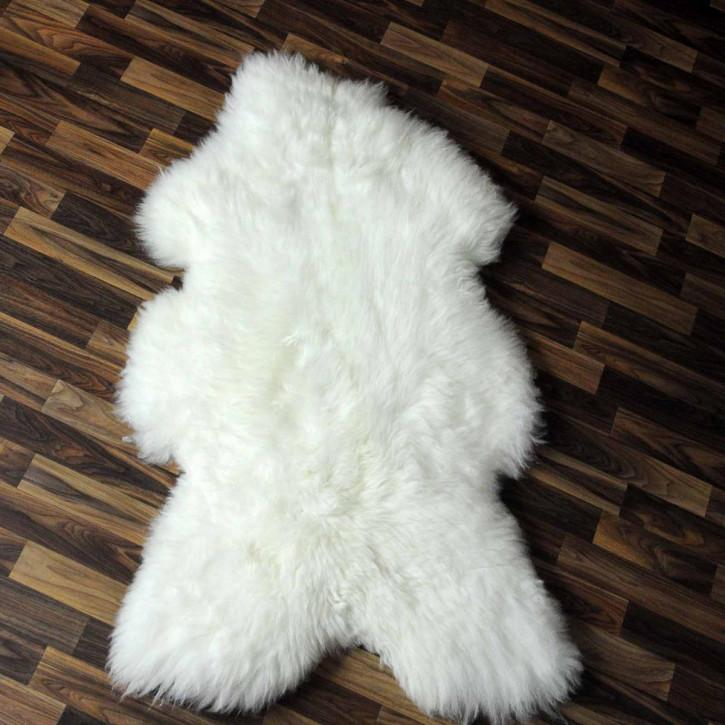 Ziegenfell Ziege Fell 115x75 Kamindeko goatskin gefärbt #5542