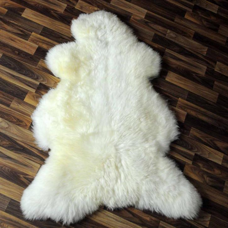 ÖKO Ziegenfell Ziege Fell 115x85 Kamindeko goatskin #5544