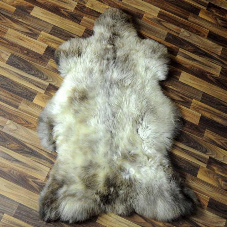 Ziegenfell Ziege Fell 115x65 Kamindeko goatskin gefärbt #5554