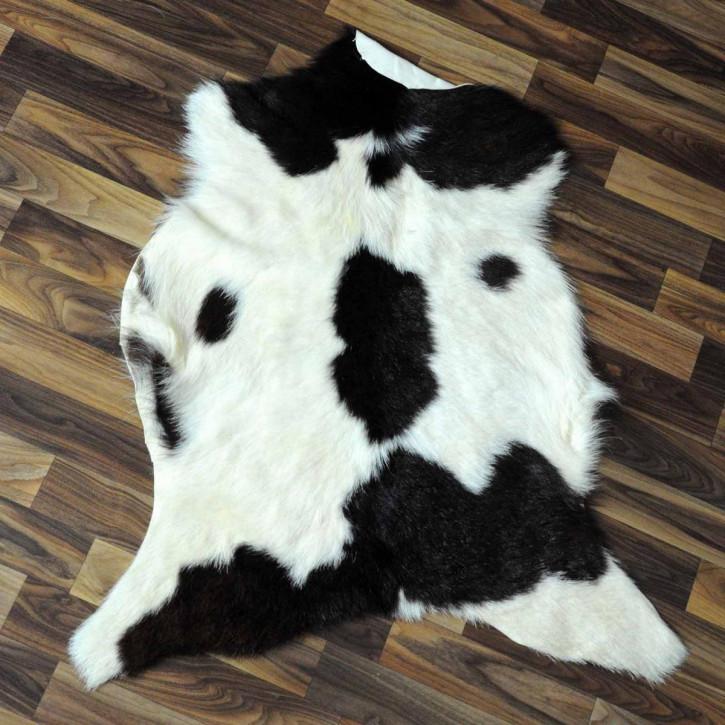 Ziegenfell Ziege Fell 105x75 Kamindeko goatskin gefärbt #5563