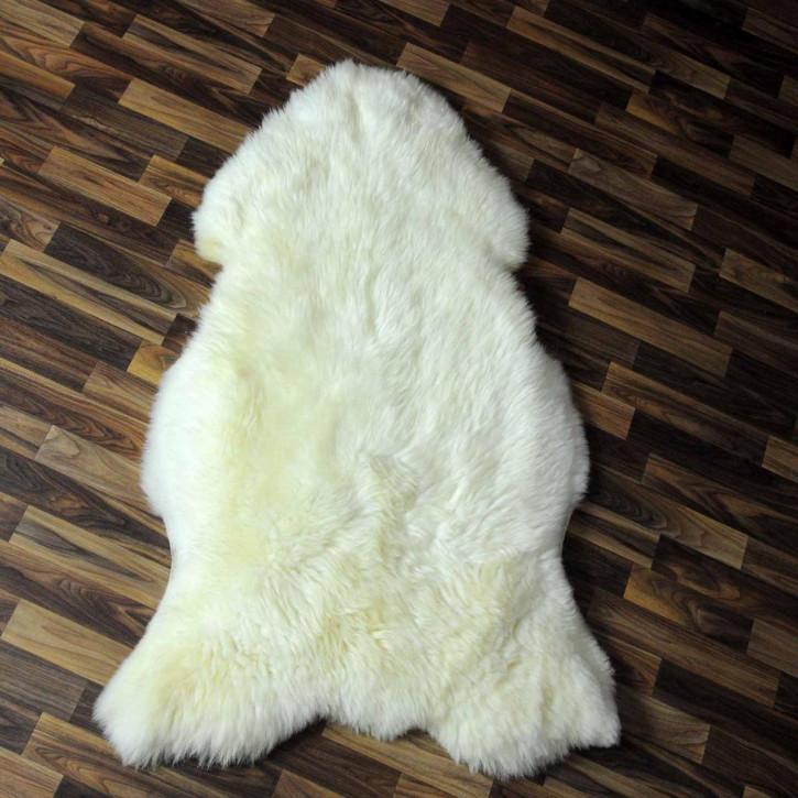 ÖKO Schaffell Fell braun 105x70 Braunbär sheepskin #5728
