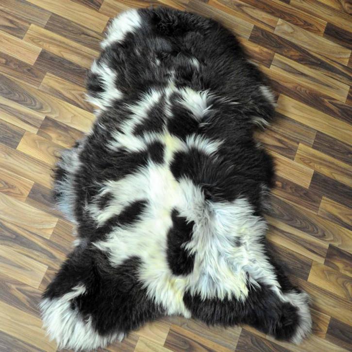 ÖKO Ziegenfell Ziege Fell 105x70 Kamindeko goatskin #5855