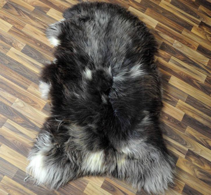 XXL ÖKO Schaffell Fell creme weiß 120x75 sheepskin #5890