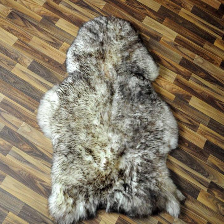 ÖKO Ziegenfell Ziege Fell 110x80 Kamindeko goatskin #5946