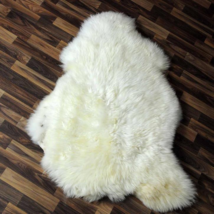ÖKO Ziegenfell Ziege Fell 115x80 Kamindeko goatskin #5948